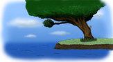 サムネイル:メルヘンな風景画